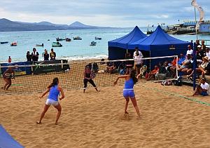 Gran Canaria, una potencia en tenis playa