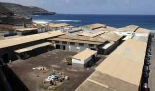 El Ayuntamiento tirará por fin las ruinosas naves industriales que afean la entrada a Las Palmas de Gran Canaria por el Norte