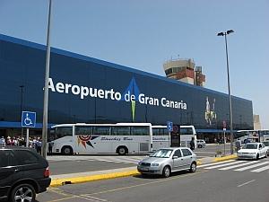 La nueva terminal de Gando permitirá aumentar cuatro millones de pasajeros
