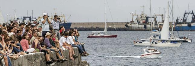 La regata internacional ARC zarpa de Gran Canaria hacia el Caribe