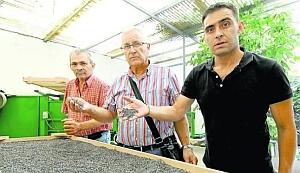 Los cultivadores de cochinilla se unen para lograr la denominación de origen