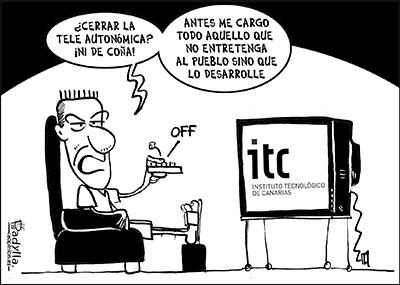 Bravo se niega a que le ''endosen'' el ITC