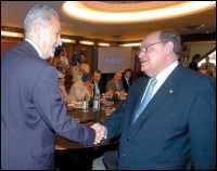 La patronal pide a Martín que aumente la inversión en la provincia de Las Palmas