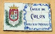 El Puerto de La Luz contará con un mural de cerámica que reflejará los pasos de Cristóbal Colón por Gran Canaria