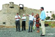 El estado dá la financiación para convertir al Castillo de La Luz en centro cultural para 2006