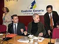 El sector oficial de CC crea una comisión gestora formada por cargos afines al sector mauricista y de ATI