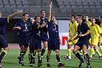 El Universidad, muy superior, se impuso a la UD Las Palmas (1-0)