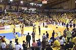 El Centro Insular de Deportes de Gran Canaria se llenará con la visita del Club Baloncesto Real Madrid