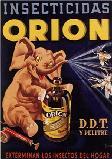 El 43% de los canarios tiene altos índices del veneno DDT en la sangre