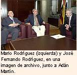 La patronal acusa a Martín de nombrar consejeros ´enemigos´ de Gran Canaria