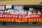 Nuestro Cabildo deja sin plazas a 2.500 enfermos mentales por no ejecutar el Convenio 2004
