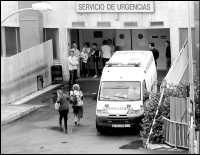 El Hospital Insular se ha visto obligado a dar el alta a 240 enfermos para poder atender las urgencias