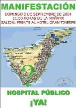 Un nuevo hospital en el norte de Tenerife realizará 1000 operaciones al año