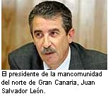 El Norte exige el fin del desequilibrio inversor en la isla de Gran Canaria