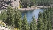 Las presas ya doblan el nivel de agua en los últimos cinco días gracias a las lluvias