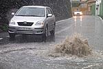 La tromba agua de días pasados no provocó graves daños