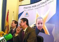 Los presupuestos canarios asignan a La Laguna más del doble para mantenimiento que a la ULPGC
