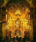 La comunidad indostánica visita a la Virgen del Pino