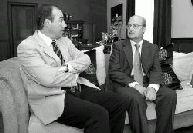 """El delegado del Gobierno en Canarias cree que """"ha llegado la hora de Tenerife"""""""